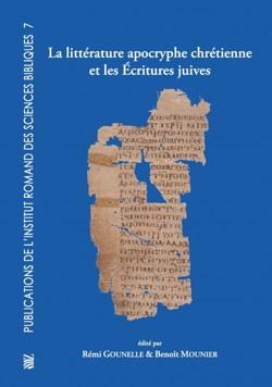 La littérature apocryphe chrétienne et les Écritures juives