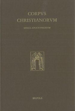 <em>Apocrypha Armeniaca</em>, t. I : <em>Acta Pauli et Theclae – Miracula Theclae – Martyrium Pauli</em>
