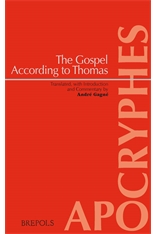 The Gospel According to Thomas. By A. Gagné