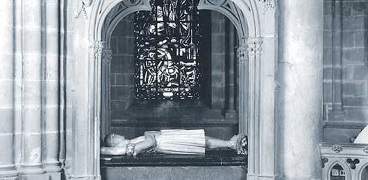 Othon Ier à la cathédrale de Lausanne