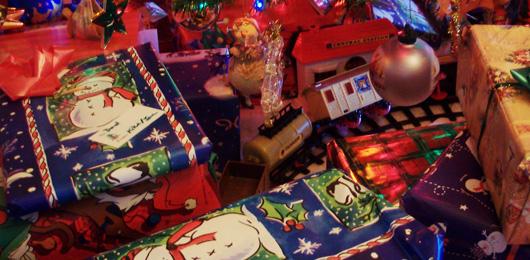 «La pression des cadeaux de Noël peut être d'une grande violence»