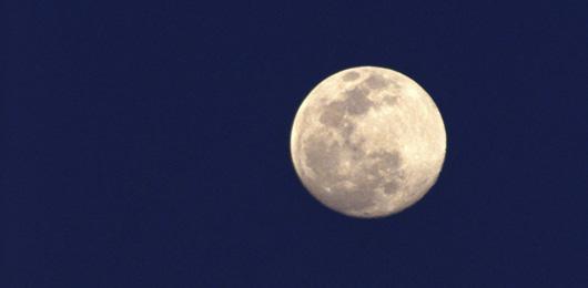 Un morceau de Lune à portée de main