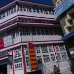 La poste de Shimla. Photo Francis Mobio