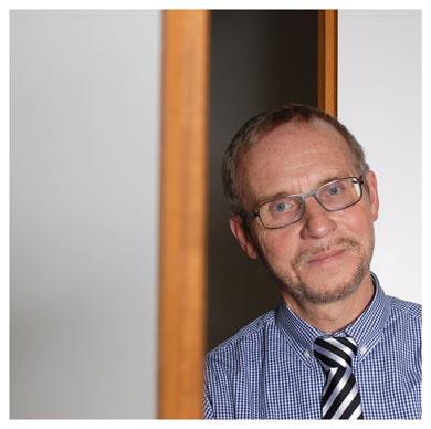 Thomas Römer. Professeur de théologie à l'UNIL et au Collège de France. Nicole Chuard © UNIL