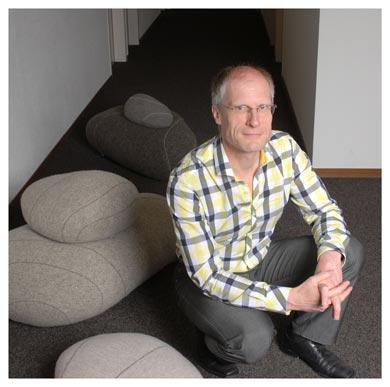 Jean Ruegg. Professeur de politiques territoriales et président du comité de pilotage du projet Vaud 2030. Nicole Chuard © UNIL