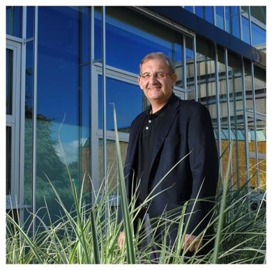 Michael Rockinger. Professeur au Département de finance Nicole Chuard © UNIL