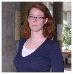 Joëlle Vuille. Docteur en criminologie et licenciée en droit de l'UNIL, actuellement basée à Los Angeles. Nicole Chuard (archives)