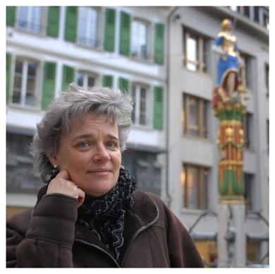 Danièle Tosato-Rigo. Professeure associée à la section d'histoire. Nicole Chuard © UNIL