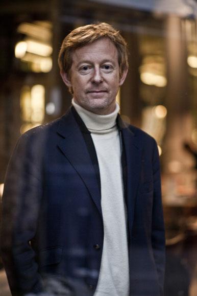 Satyavan Benoît Reymond. Diplôme de géologue en 1990, puis doctorat ès Sciences en géologie en 1994. © Francesco Giusti - Strates