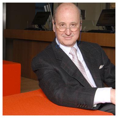 Stéphane Garelli. Professeur associé à la Faculté des HEC. © Nicole Chuard (archives)