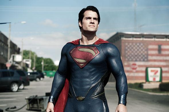 """Image tirée de """"Man of steel"""" (2013). © Courtesy of Warner Bros. Pictures"""
