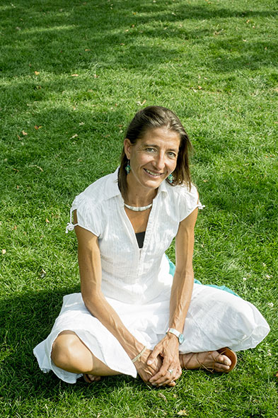 Marianne Chapuisat. Licence en Lettres (français, histoire et sport) en 1995. © Pierre-Antoine Grisoni – Strates