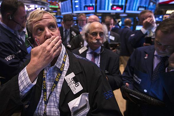 Ambiance au New York Stock Exchange, peu après l'ouverture, le 28 juin 2013. © Reuters/Lucas Jackson