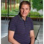 Gérald Hess. Maître assistant à l'Institut de géographie et durabilité. Nicole Chuard © UNIL