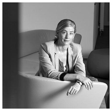 Janick Marina Schaufelbuehl, professeure assistante à la Faculté des sciences sociales et politiques. Nicole Chuard © UNIL