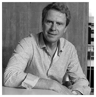 Boris Vejdovsky. Maître d'enseignement et de recherche à la Faculté des Lettres. Nicole Chuard © UNIL