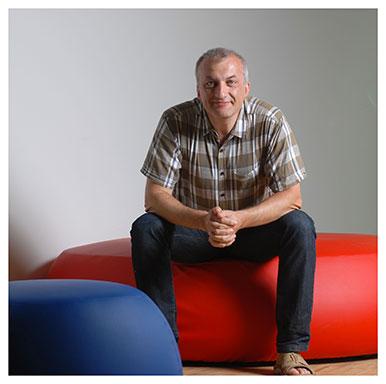 Dario Spini. Professeur à l'Institut des sciences sociales de l'UNIL et directeur du Pôle de recherche national «LIVES». Nicole Chuard © UNIL