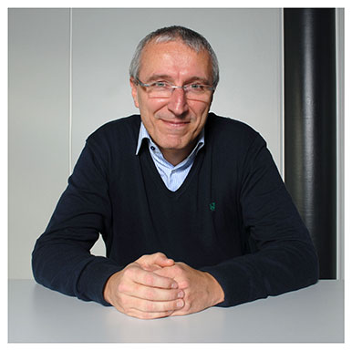 Eric Jondeau. Professeur au Département de finance de la Faculté des HEC. Nicole Chuard © UNIL