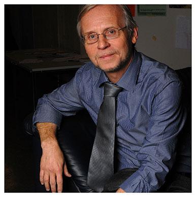 Thomas Römer. Professeur à l'Institut romand des sciences bibliques et au Collège de France. Nicole Chuard © UNIL