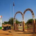 Niamey (Niger), Ceinture Verte. Le parc de l'amitié nigéro-turque. Photo Maurice Ascani