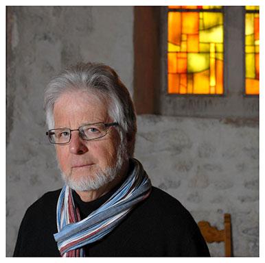 Daniel Marguerat. Professeur honoraire, spécialiste du Nouveau Testament. Nicole Chuard © UNIL