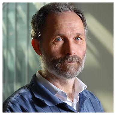 René Knüsel. Professeur à l'Institut des sciences sociales de la Faculté des sciences sociales et politiques. Nicole Chuard © UNIL