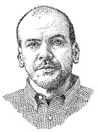 Alain Kaufmann. Directeur de l'Interface sciences-société. Eric Pitteloud © UNIL