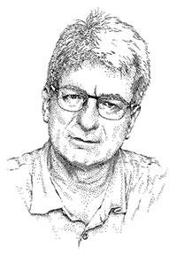 Dominique Bourg. Professeur à la Faculté des géosciences et de l'environnement de l'UNIL Eric Pitteloud © UNIL