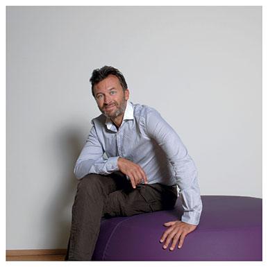Emmanuel Bayle. Professeur associé à l'Institut des sciences du sport. Nicole Chuard © UNIL