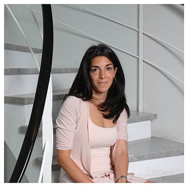 Lana Kandalaft. Directrice du Centre de thérapie expérimentale (CTE) du CHUV. Nicole Chuard © UNIL