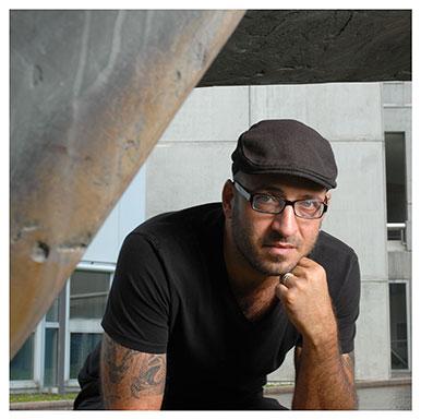 Marc Atallah. Maître d'enseignement et de recherche en section de Français. Nicole Chuard © UNIL