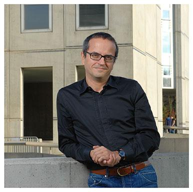 Guido Palazzo. Directeur du Département de stratégie de la Faculté des HEC. Nicole Chuard © UNIL