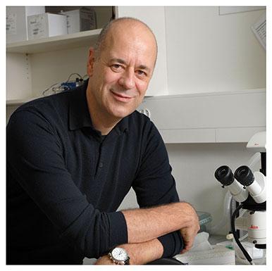 Thierry Pedrazzini. Professeur associé à la Faculté de biologie et de médecine de l'UNIL. Nicole Chuard © UNIL