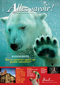 Texte paru dans Allez savoir ! No 48, novembre 2010. Archives du magazine : http ://scriptorium.bcu-lausanne.ch