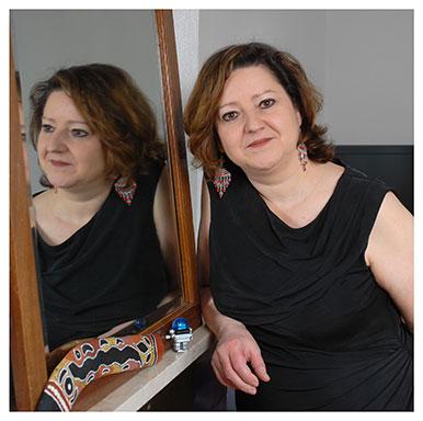 Daniela Cerqui Maître d'enseignement et de recherche. Nicole Chuard © UNIL
