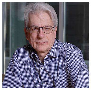Dominique Bourg Professeur à l'Institut de géographie et durabilité. Nicole Chuard © UNIL