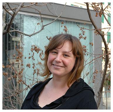 Séverine Lorrain Docteur en biologie. Nicole Chuard © UNIL