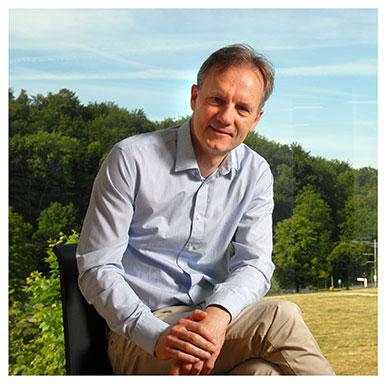 Fabien Ohl. Professeur à l'Institut des sciences du sport. Nicole Chuard © UNIL