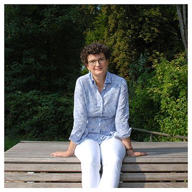 Valérie Cossy. Professeure associée en Section d'anglais. Nicole Chuard © UNIL