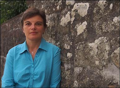 Christine Prieto. Chercheuse, théologienne. © Eric Courtet