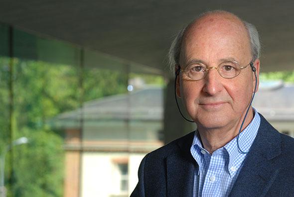Stéphane Garelli. Professeur à la Faculté des HEC. Nicole Chuard © UNIL