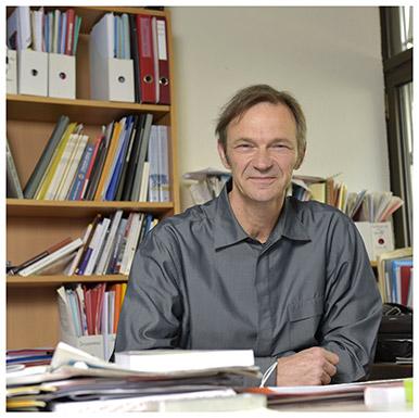 Marc Audétat Sociologue des sciences, responsable de recherche à l'Interface Sciences-Société. Nicole Chuard © UNIL