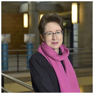 Suzanne de Tréville Professeure au département des opérations de la Faculté des HEC. Nicole Chuard © UNIL