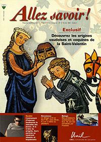Texte paru dans Allez savoir ! No 37, février 2007. Archives du magazine: http://scriptorium.bcu-lausanne.ch