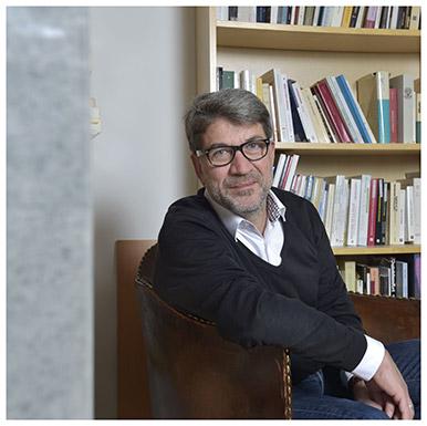 Francesco Panese Professeur associé à l'Institut des sciences sociales Nicole Chuard © UNIL