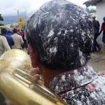 Fête à Peguche. Procession de Mardi-Gras. Photo Francis Mobio © UNIL