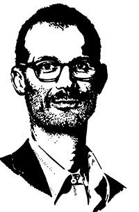 Benoît Frund. Vice-recteur «Durabilité et campus». © Eric Pitteloud / UNIL