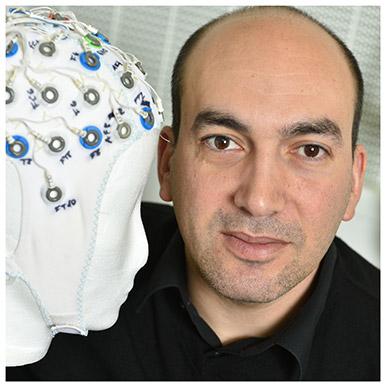 Micah Murray. Professeur associé à la Faculté de biologie et de médecine. Nicole Chuard © UNIL