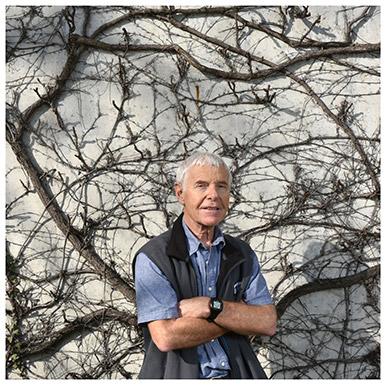 Daniel Cherix. Professeur honoraire au Département d'écologie et d'évolution. Nicole Chuard © UNIL