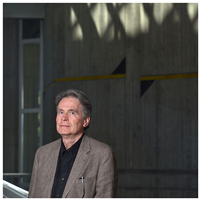 Claude Reichler. Professeur honoraire. Nicole Chuard © UNIL